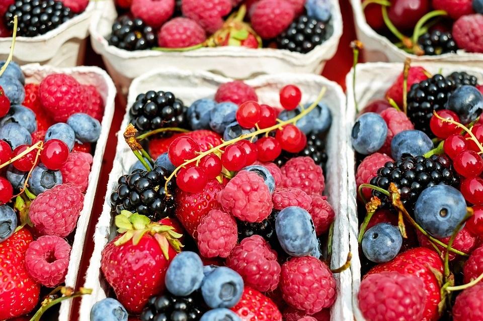 Die 10 gesündesten Obstsorten