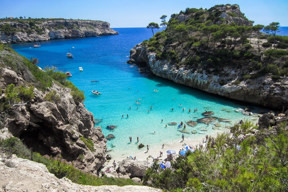 Top Reiseziel Mallorca