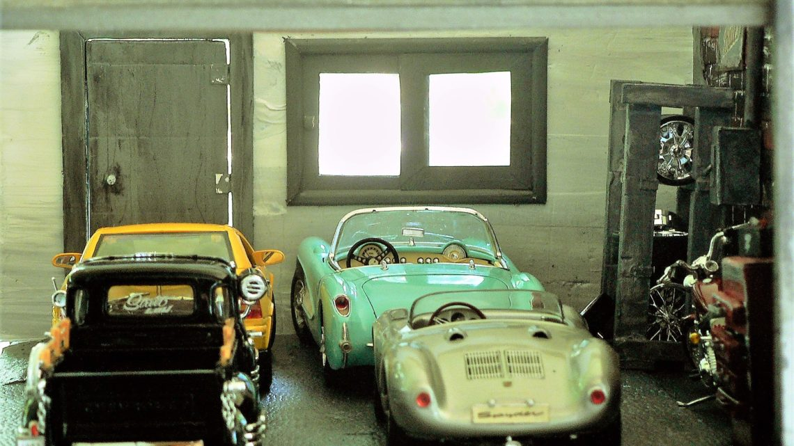 Bereiten Sie Ihre Garage auf den Sommer vor